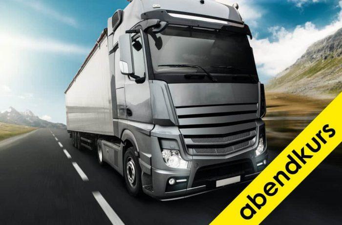 BKF Zusatz Güterbeförderung mit LAP